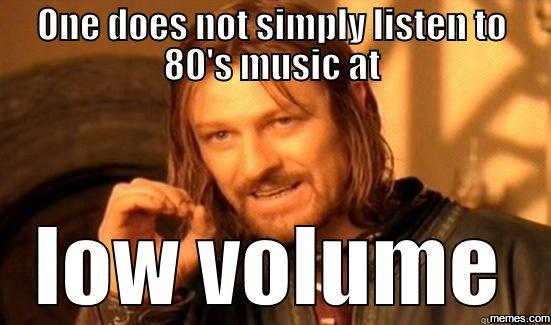 Funny House Music Meme : One does not simply listen to s music at memes