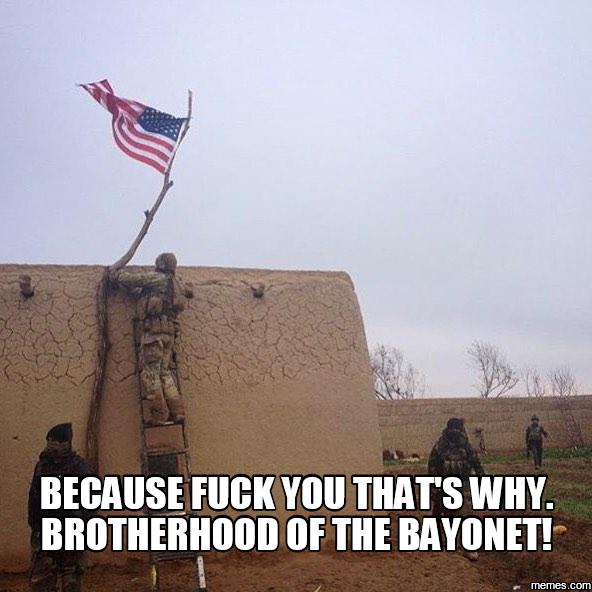 870446 home memes com,Bayonet Meme