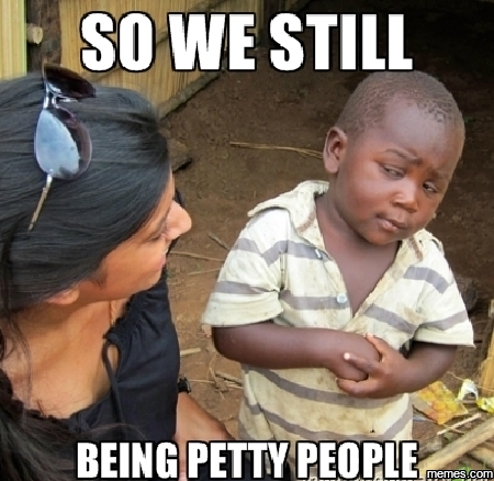 Are You Being Petty? | Michele Thompkins | Pulse | LinkedIn