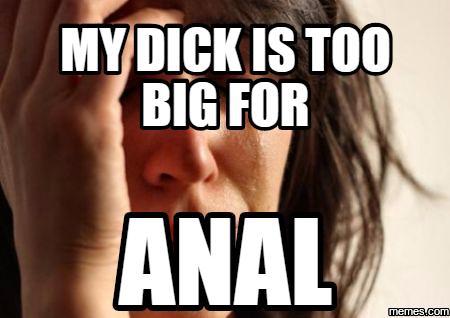 Is My Dick Too Big 39