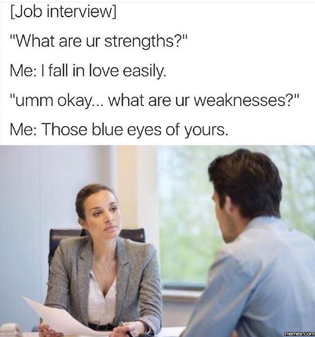 What is your weakness