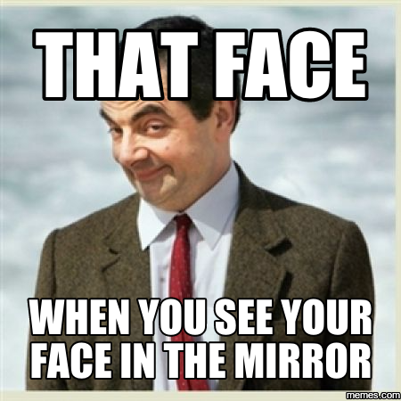 966205 that face when you see your face in the mirror memes com,Your Face Meme