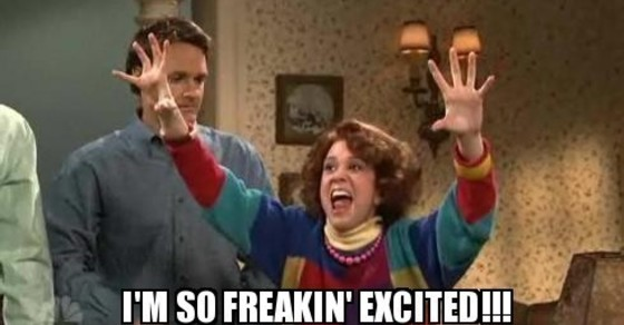 I M So Excited Funny Meme : I m so freakin excited memes