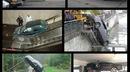Weird car wrecks