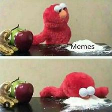 Memes addict