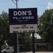 Love a good political joke