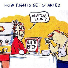 How fights get started