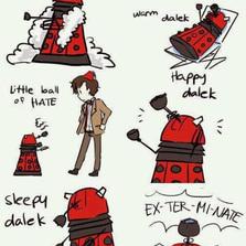 Daleks Are Misunderstood