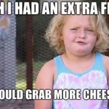 I wish I had an extra finger...
