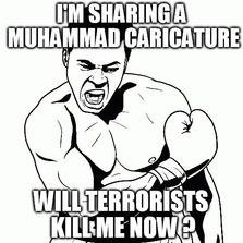 Will terrorists kill me now?