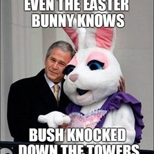 Even the easter bunny knows...