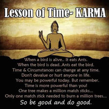 How Karma Actually Works...