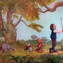 Winnie The Poohbacca AKA Wookie The Chew...