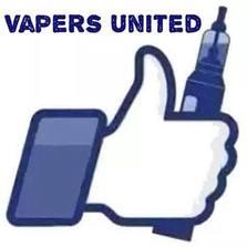 Vapers united...