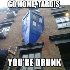 Get It Together, Tardis