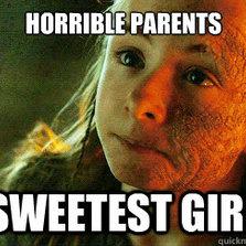 Horrible parents...
