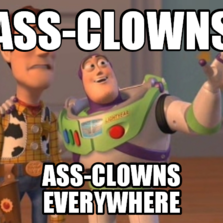 Ass Clowns 15