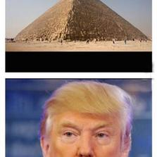 The Great Pyramid of Giza contains enough stone to make...