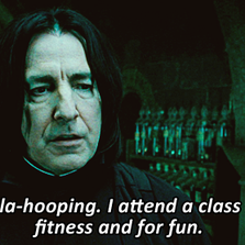 I attend a class both for...