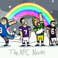 The NFC North...