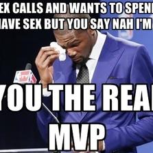 Your ex calls...