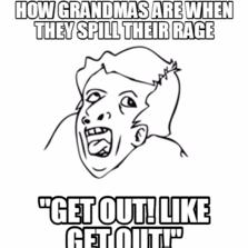 Grandmas .-.