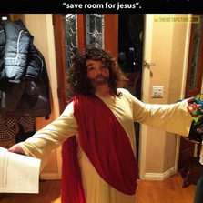 Always Save Room For Jesus
