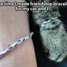 Friendship Bracelet Win