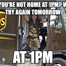 Convenient Delivery Time