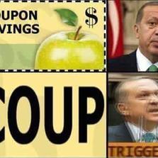 Coupon savings...