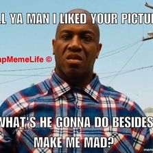 Tell ya man I liked your picture...