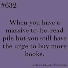 Buy more books...