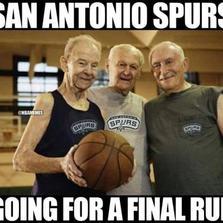 San Antonio Spurs...