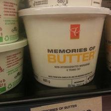 Butter Substitute
