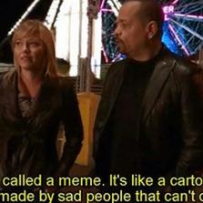 It's called a meme