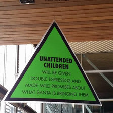 Don't Leave Your Children Unattended