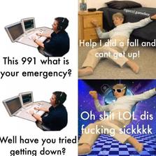 Life Alert emergency