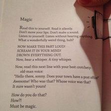 The Wonderful Magic Of Books