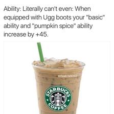 The Starbucks effect