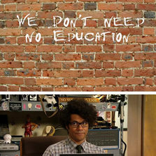 Yes, you need education