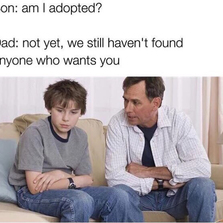 Not adopted yet