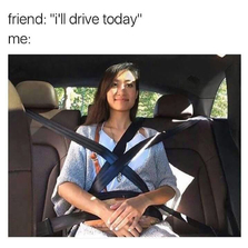 We all have that one friend who can't drive