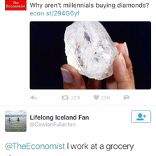 Why milennials aren't buying diamonds