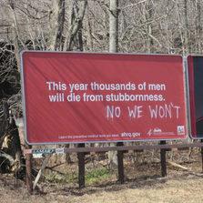 Stubborn Men