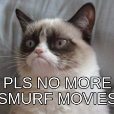 pls no more smurf movies