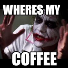 1312874 meme characters memes com,Wheres My Coffee Meme
