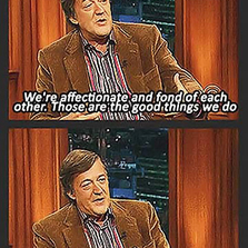 The Wise Words Of Stephen Fry