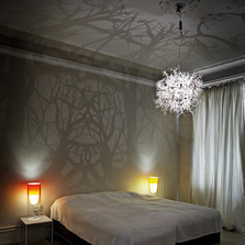 Chandelier Turns Any Room Into Ha...