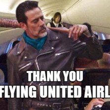 thank you  for flying united Airlines