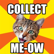 collect me-ow